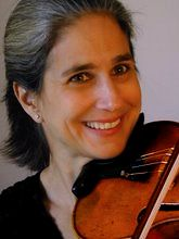 "Constance Meyer is a Suzuki-certified, Juilliard trained violin teacher, journalist, and author of ""The Mom-Centric Method"" among her series of articles on classical music for the Los Angeles Times. She gives violin lessons in Beverly Hills."