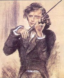Hungarian violinist Joseph Joachim (1831-1907), a mentor and muse of Brahms, Dvorak, Bruch and Schumann, was also a conductor, composer and teacher. A close collaborator of Johannes Brahms, he is widely regarded as one of the most significant violinists of the 19th century.