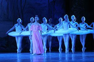 The thrill of seeing the Kirov Ballet is an experience to treasure when it happens.